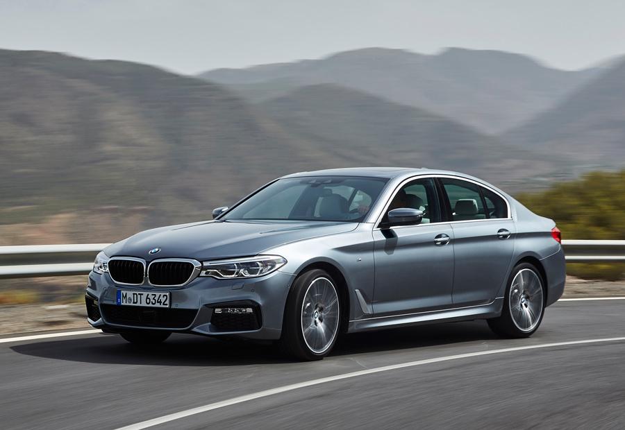 Nuevo BMW Serie 5: berlina deportiva, confortable y moderna