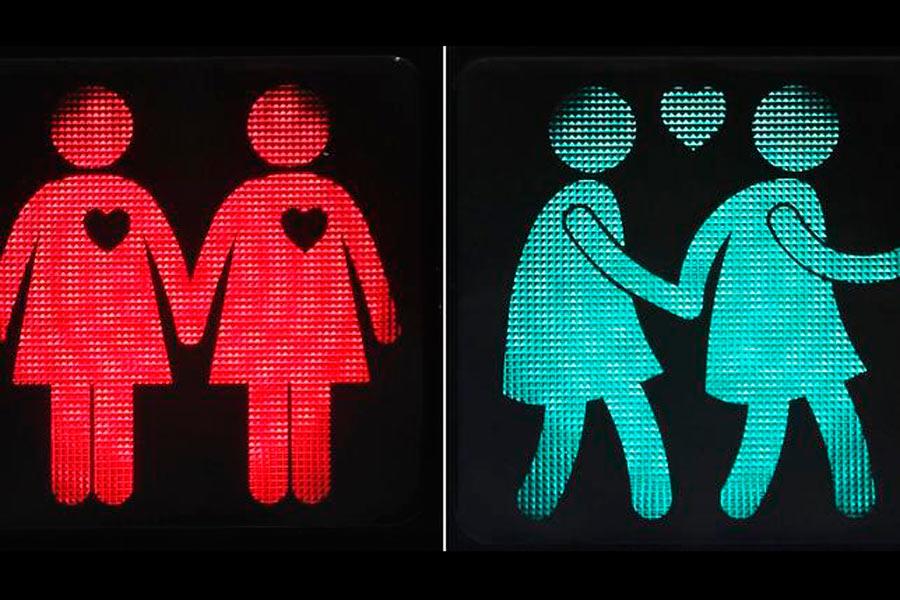 Semáforos para todos los gustos (y sexos)