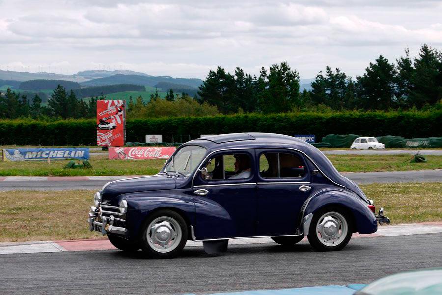 65 aniversario del carismático Renault 4/4