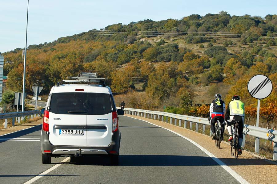 """""""Almas ciclistas"""", por el respeto a las bicicletas en las carreteras"""