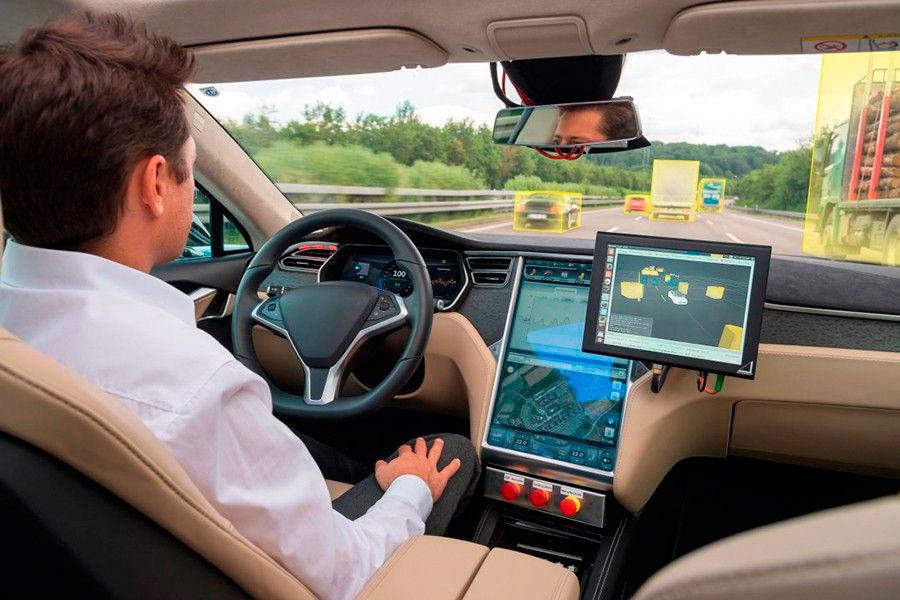 Los 5 niveles de la conducción autónoma