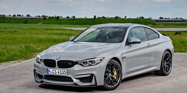 BMW M4 CS, edición limitada de 460 CV de potencia