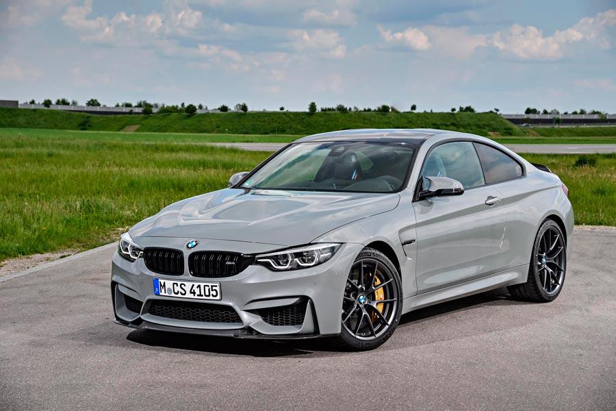 El BMW M4 CS se sitúa en un escalón por debajo del espectacular BMW M4 GTS.
