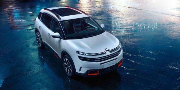 Citroën C5 Aircross, nuevo rival para el segmento C-SUV