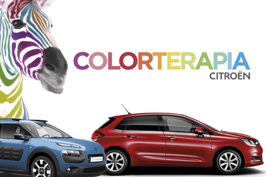 En primavera, pon color (y alegría) a tu coche con Citroën