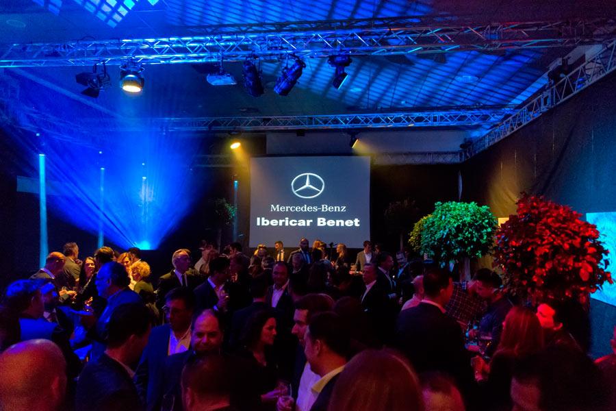 Ibericar Benet presenta los Mercedes Clase E Coupé y E All Terrain