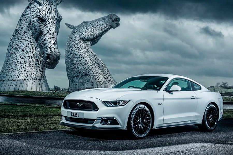 Ford Mustang, el deportivo más vendido de la historia