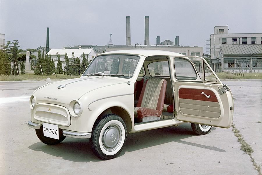 El emblemático Mitsubishi 500 cumple 57 años