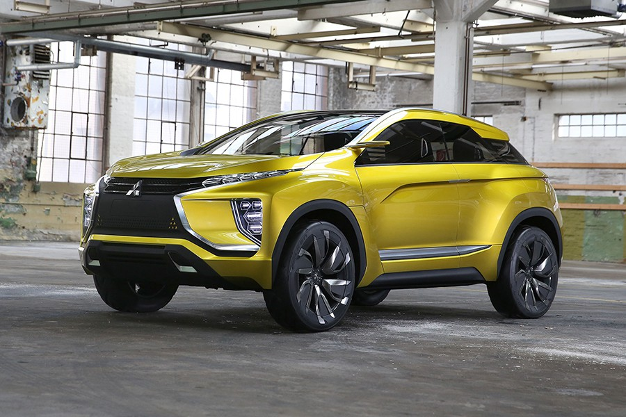 El futuro de Mitsubishi en el Salón de Shanghái 2017