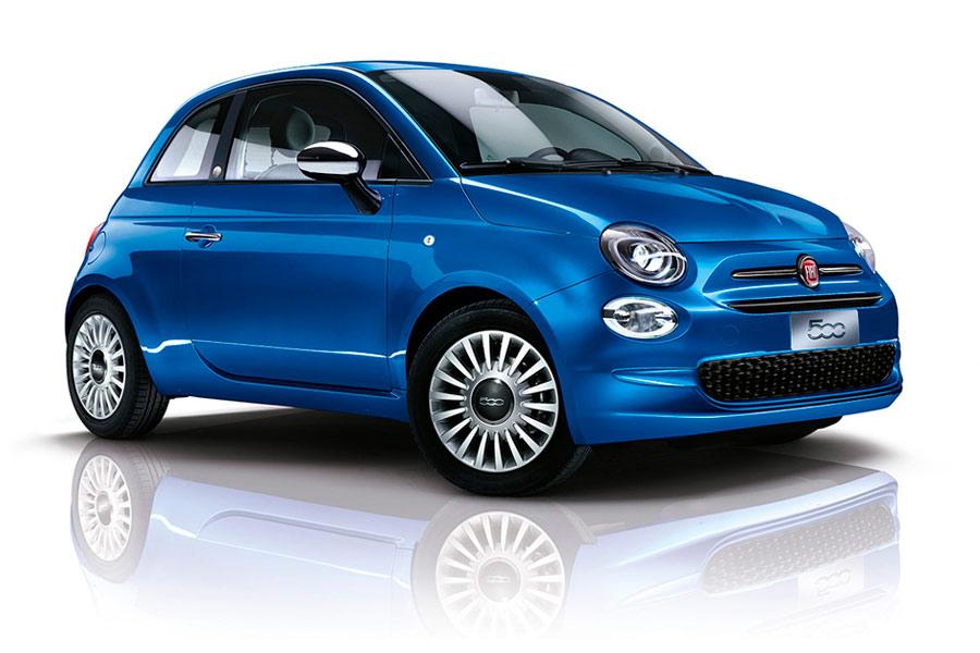 Nuevo Fiat 500 Mirror, nueva serie especial destinada a los 'Millenials'