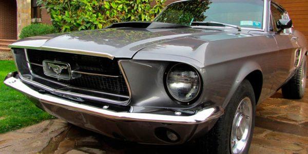 Si quieres un Ford Mustang clásico, Catawiki te ofrece varios