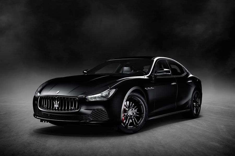 El Maserati Ghibli Nerissimo debuta en Nueva York