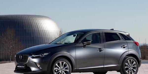 Nueva serie especial del Mazda CX-3 Senses Edition 2017