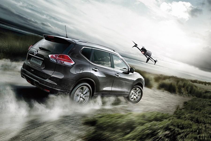 Esta versión del Nissan X-Trail es ideal para los más audaces.