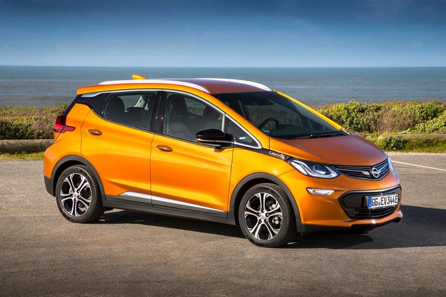 El Opel Ampera-e desembarca en el mercado europeo