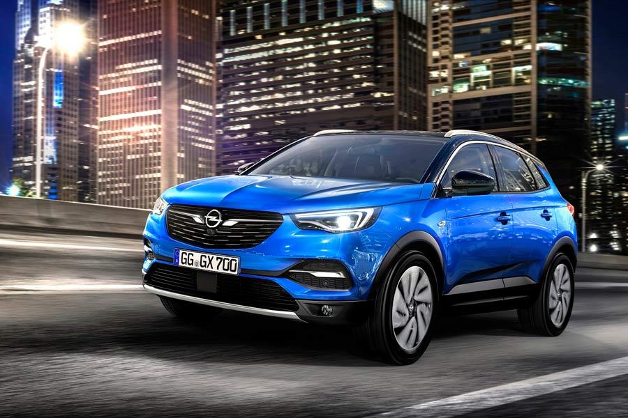 Opel Grandland X, el nuevo SUV compacto de la marca alemana