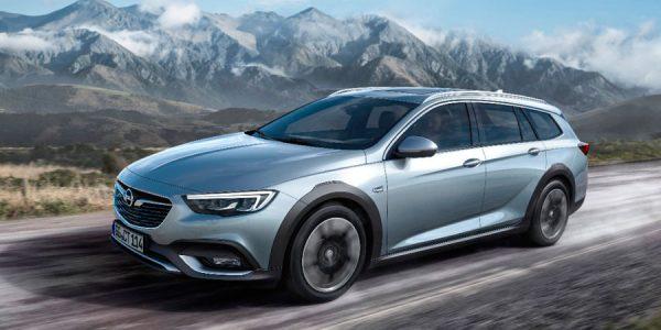 Opel Insignia Country Tourer 2017: ¿un pícnic?