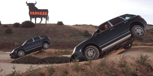 Porsche Cayenne, la prueba de que Ferry Porsche tenía razón