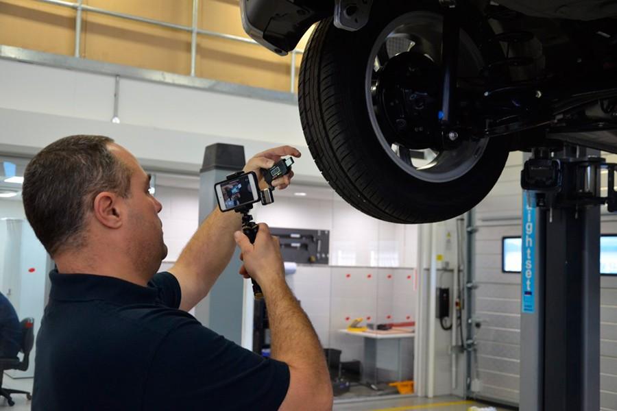 PSA informará a sus clientes con un vídeo sobre las reparaciones