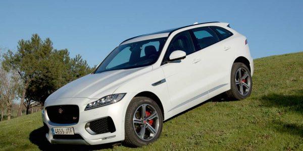 Prueba del Jaguar F-Pace 3.0 S/C V6 AWD S Aut. ¡380 CV para el SUV!