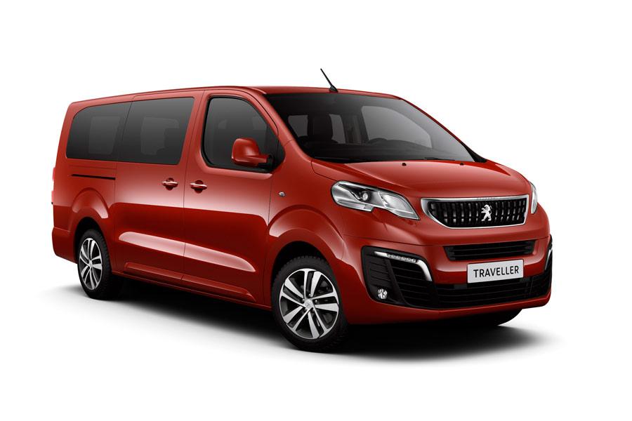 Peugeot Traveller Long, ya está aquí la variante de mayor capacidad