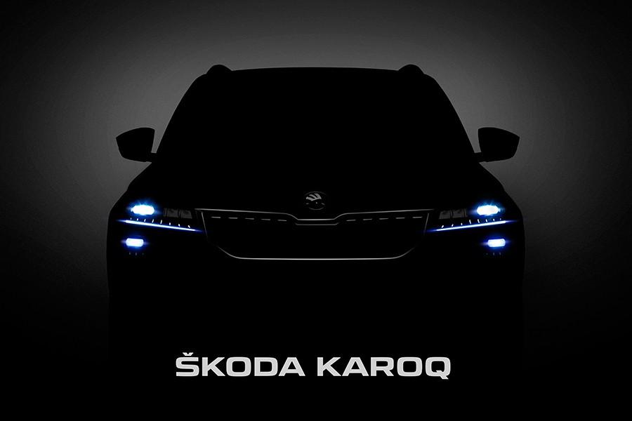 Primeras fotos el Skoda Karoq 2017