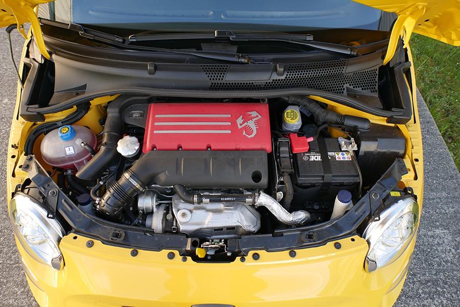 El rendimiento de este motor es excelente.