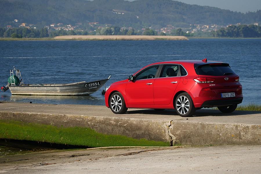 Los consumos de este i30 son correctos, pero muy sensibles a nuestra forma de conducir.