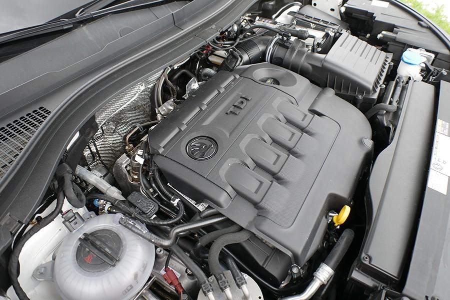 El motor es un viejo conocido.