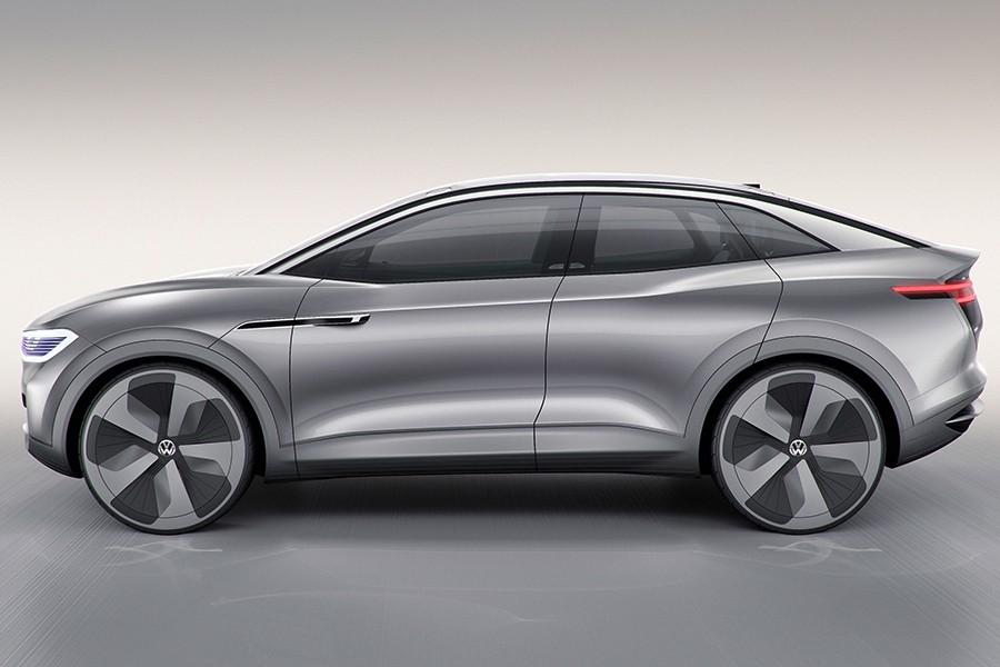 Nuevo VW I.D. Crozz Concept en el Salón de Shanghái 2017