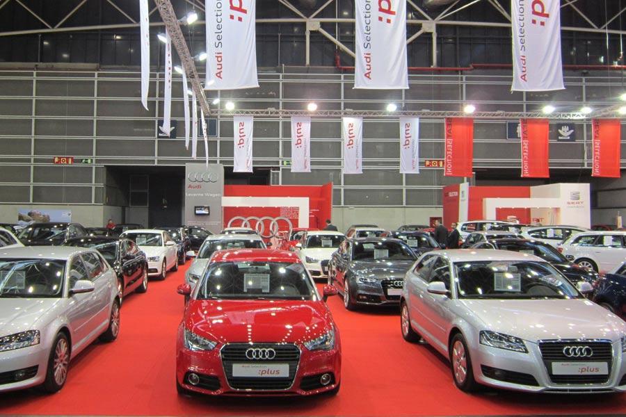 Las ventas de coches de segunda mano suben casi un 17%