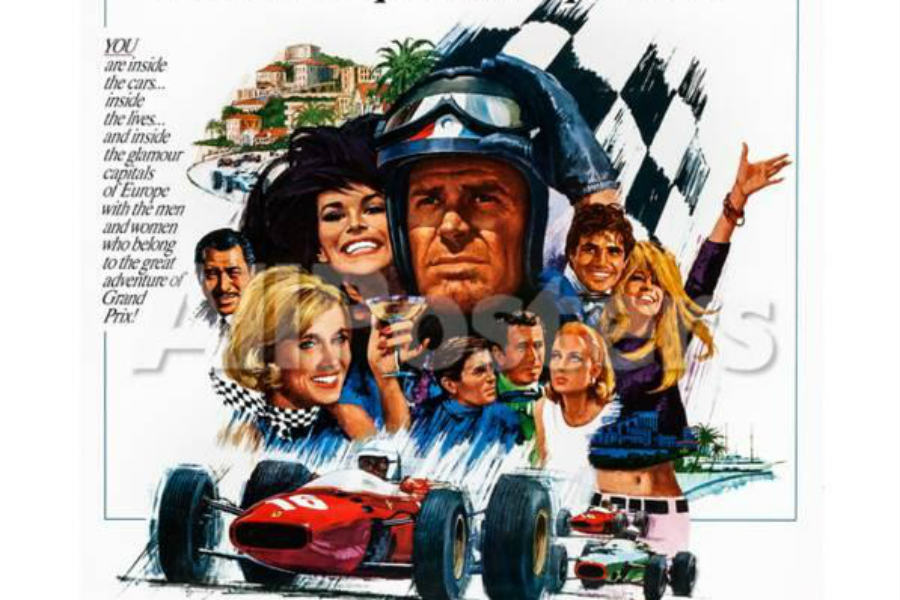 Grand Prix (1966). 15.66 euros
