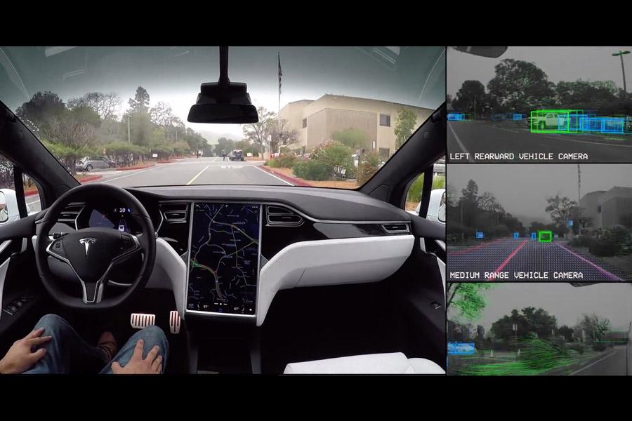 El modo Autopilot de Tesla es el ejemplo más claro de Nivel 3 de autonomía.