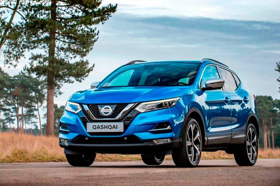Los 5 SUV más vendidos en España en 2017