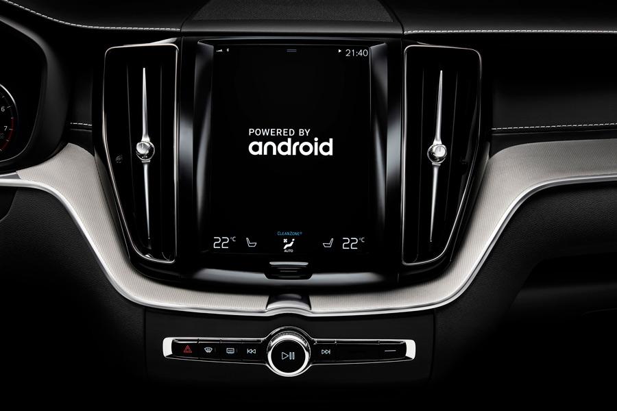 Audi y Volvo integrarán el sistema operativo de Android para coches en su próximo modelos.