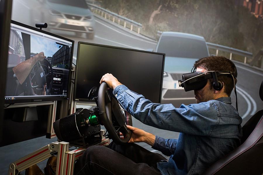La realidad virtual es una herramienta que abre muchas alternativas.