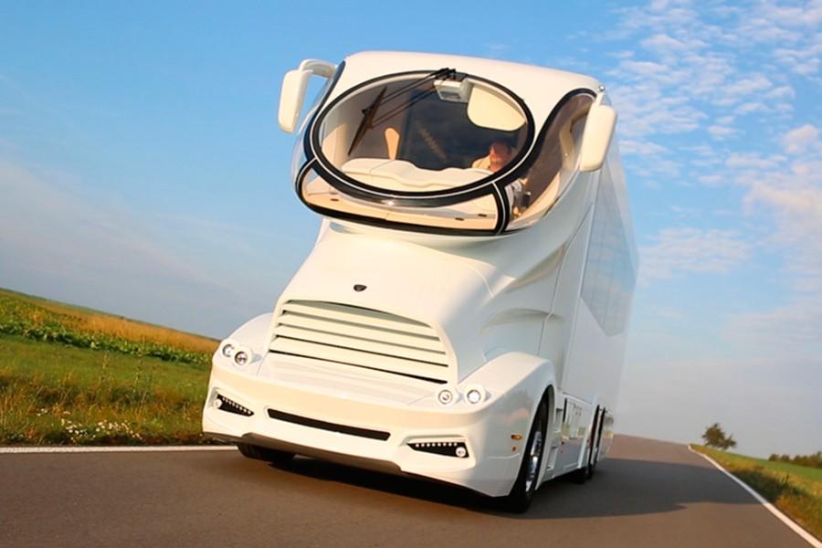 La Marchi Mobile está considerada la autocaravana más cara del mundo.