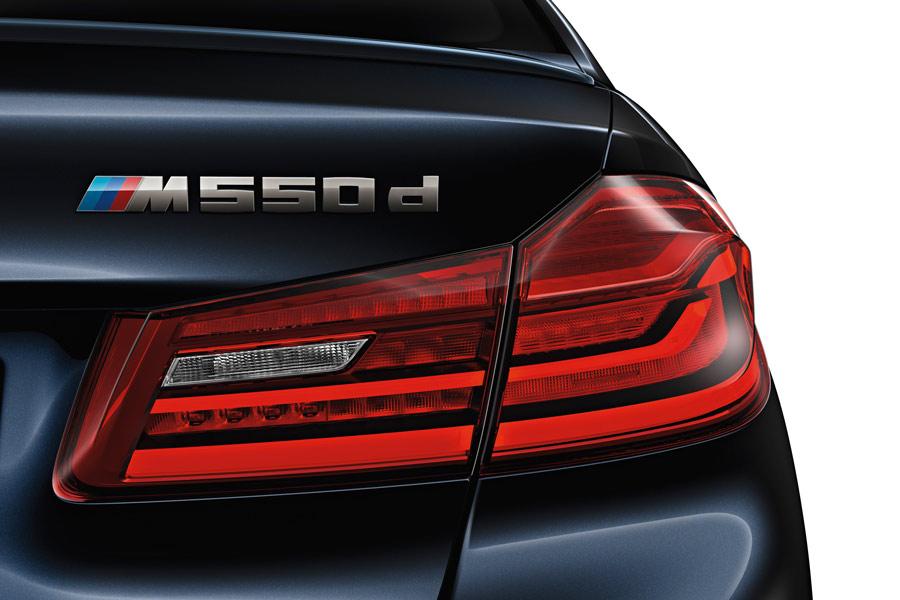 Nuevo BMW M550d xDrive, el diésel de cuatro turbos llega a la Serie 5