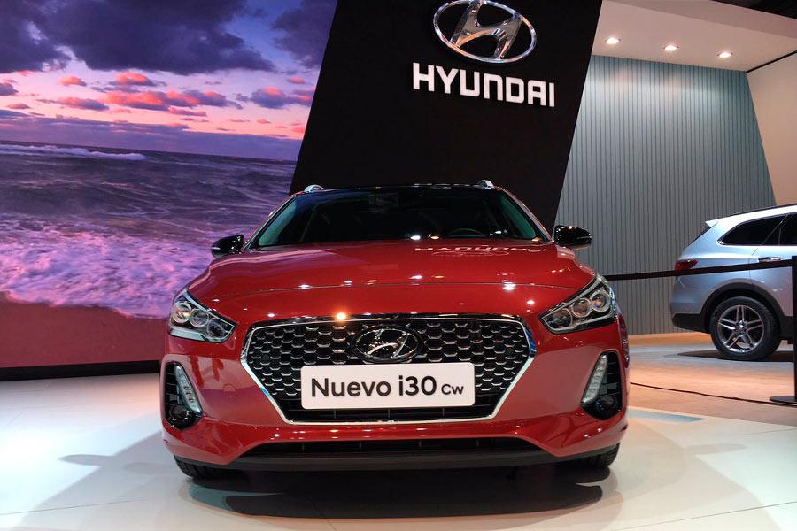i30 Wagon, la novedad de Hyundai para el Salón de Barcelona