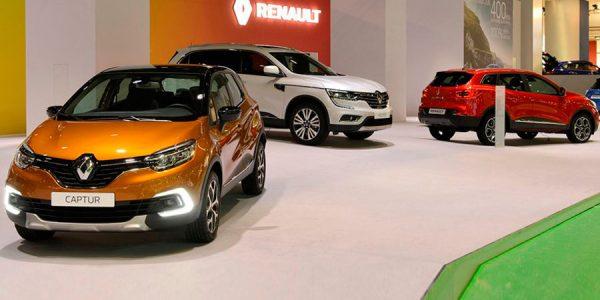Renault presenta los nuevos Captur y Koleos en el Automobile Barcelona