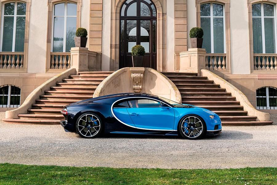 Cuál es el coche más rápido del mundo