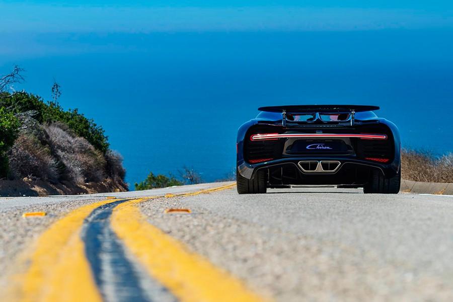 ¿Y si lo mejor del Bugatti Chiron no fuera su velocidad punta?