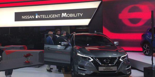 Los nuevos Qashqai, Micra y X-Trail, principales atractivos de Nissan en Barcelona