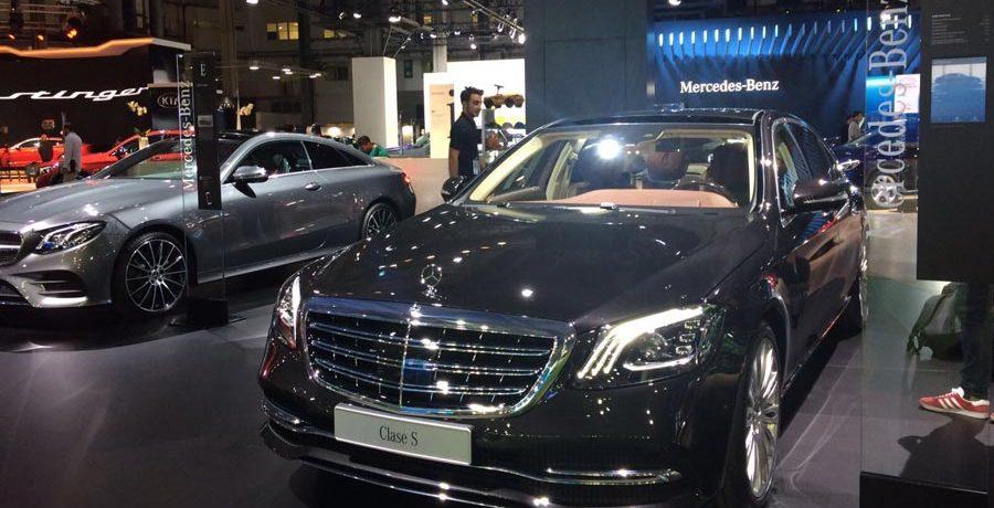 Mercedes Clase S 2017: un Ritz sobre ruedas se presenta en Barcelona