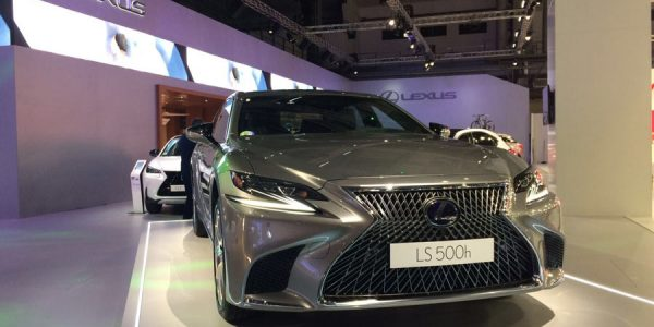 Lexus y sus últimas novedades, en la muestra de la Ciudad Condal