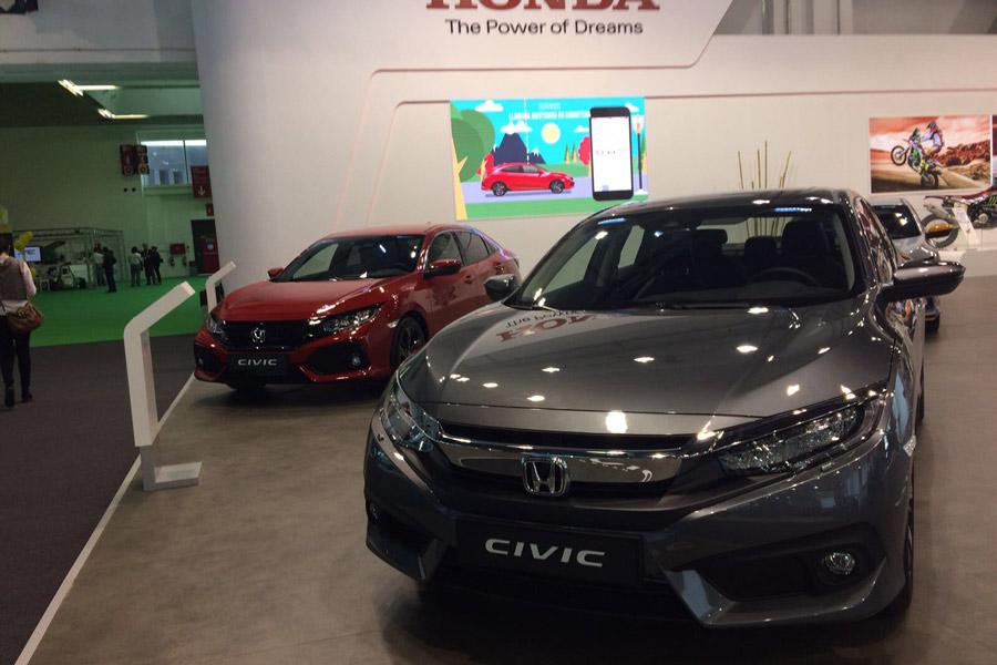 Honda Civic Sedán, la gran novedad de la marca en Automobile