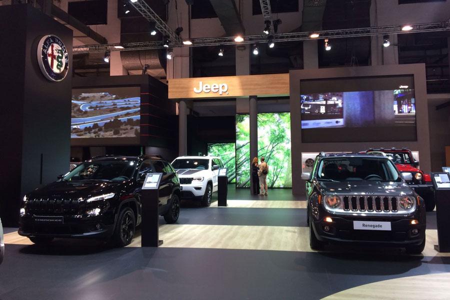 El nuevo Jeep Compass, primicia nacional en el Automobile Barcelona