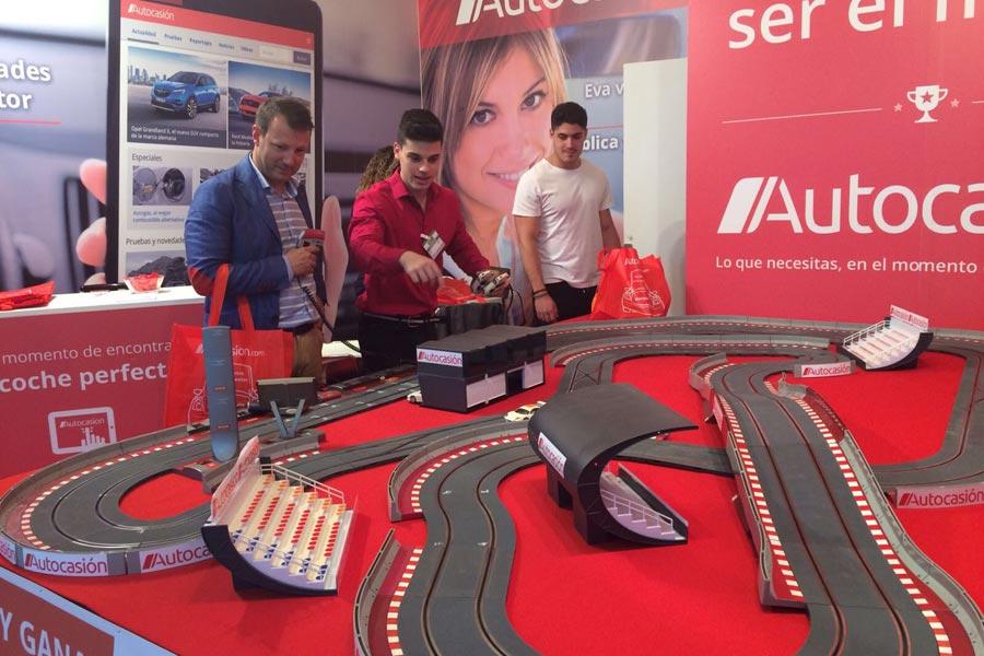 Autocasi 243 N Presente En El Sal 243 N V O De Madrid 2017