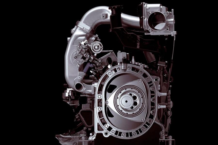 El motor Wankel es una idea genial.