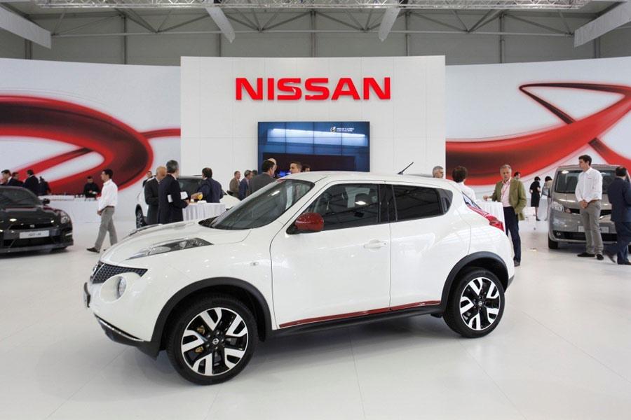 Nissan suspende su producción en Japón